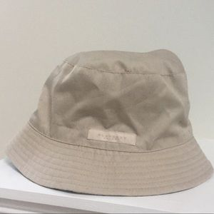 Burberry rain hat